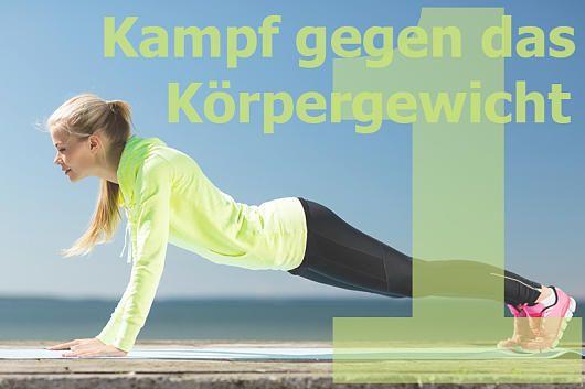 Mit diesen Mini-Workouts den Stoffwechsel ankurbeln und sein Wunschgewicht erzielen bzw. halten.