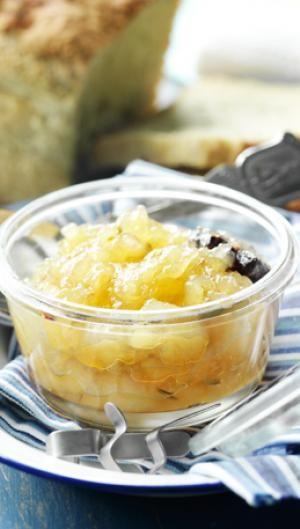 Marmelade med pære - få opskriften af ISABELLAS