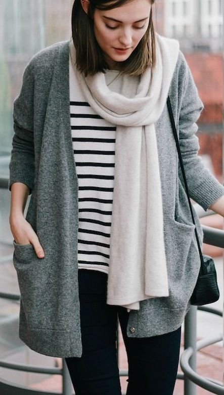 stripes and layers