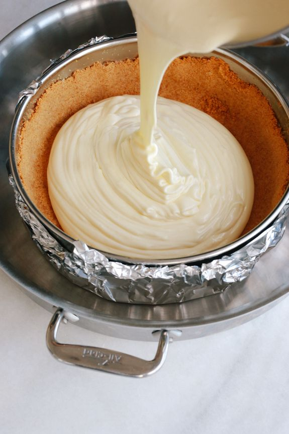 The Best Mascarpone Cheesecake You'll Ever Have