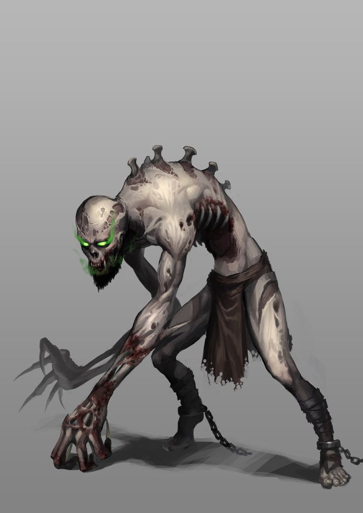 #Ghoul #undead