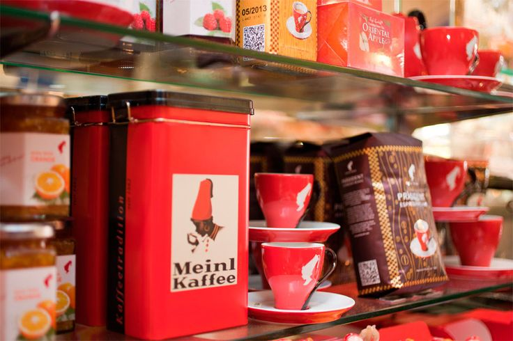 Bildergebnis für Julius Meinl Kaffee