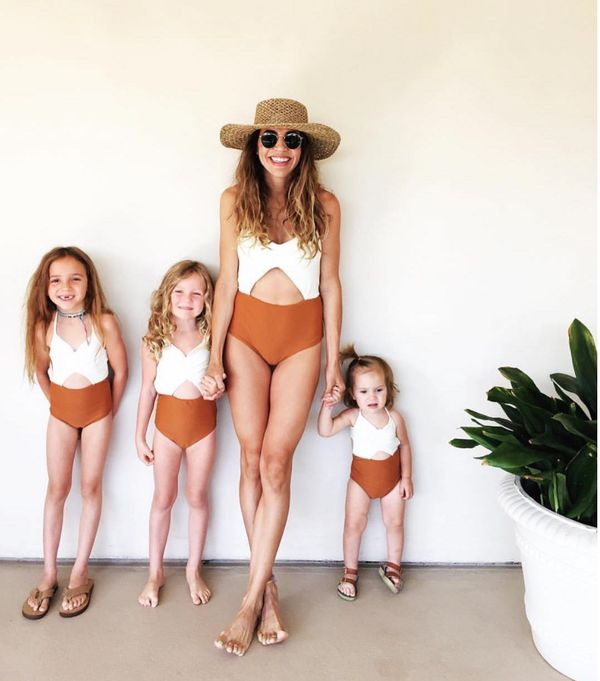 The Guide to Mommy and Me Swimwear