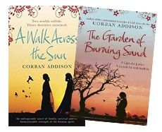 Two Corbin Addison Books from a steal at R175... This week ONLY!