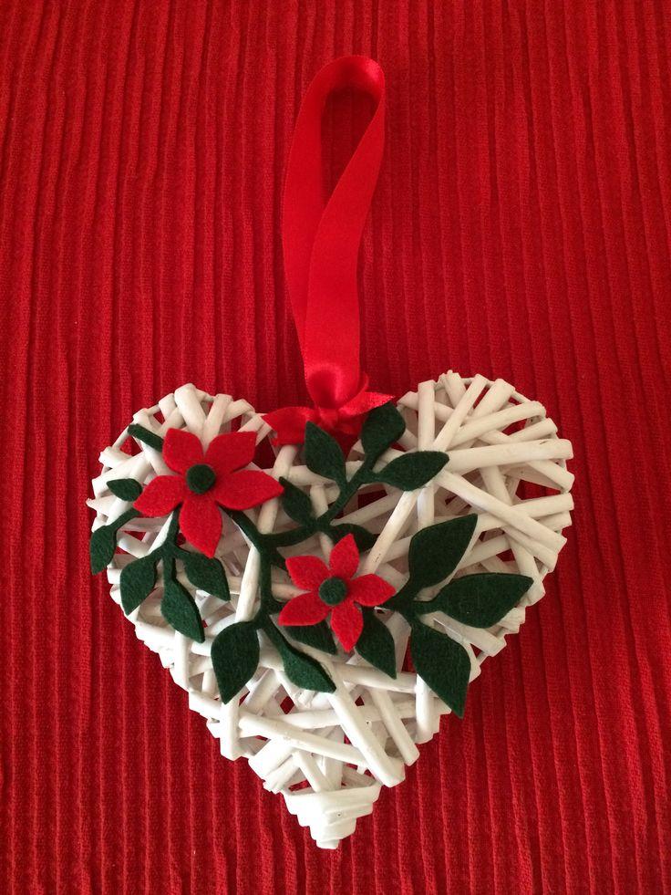 Cuore natalizio ❤️