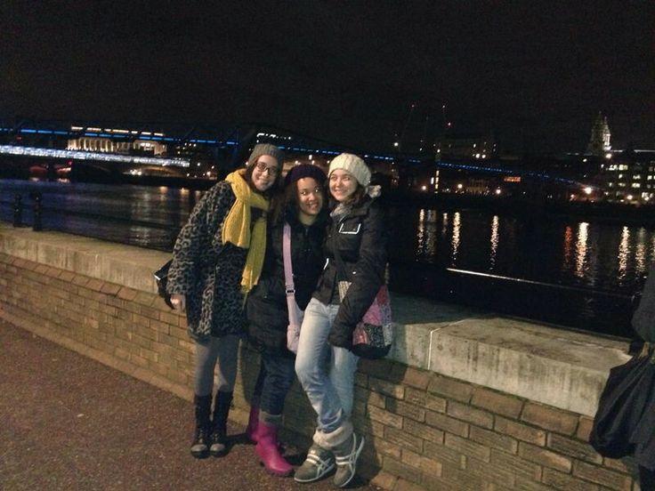 Le 3 grazie a Londra