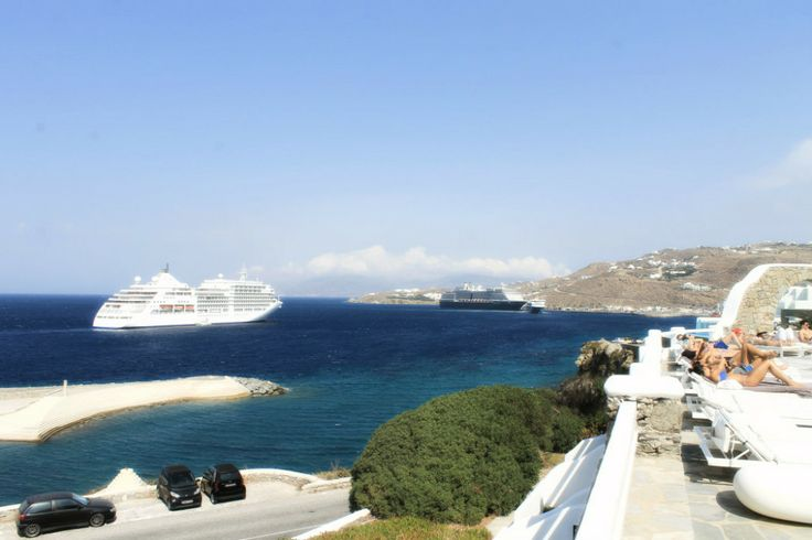 Magnificent view @AndronikosHotel #Greece #Mykonos #SummerInGreece
