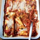 Baked Manicotti Recipe | SAVEUR