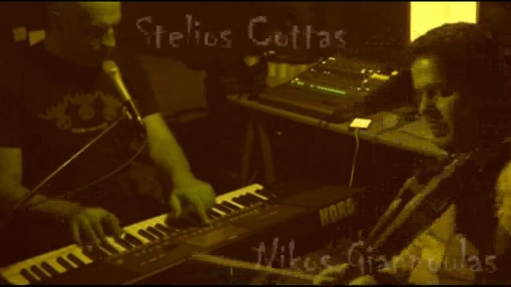 Φανή - Stelios Cottas & Nikos Giannoulas live - Fani