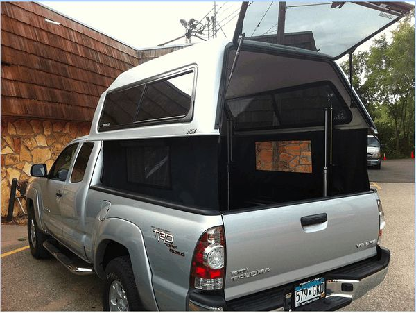 Any Opinions Ez Lift Topper Lift Van Vehicular Living