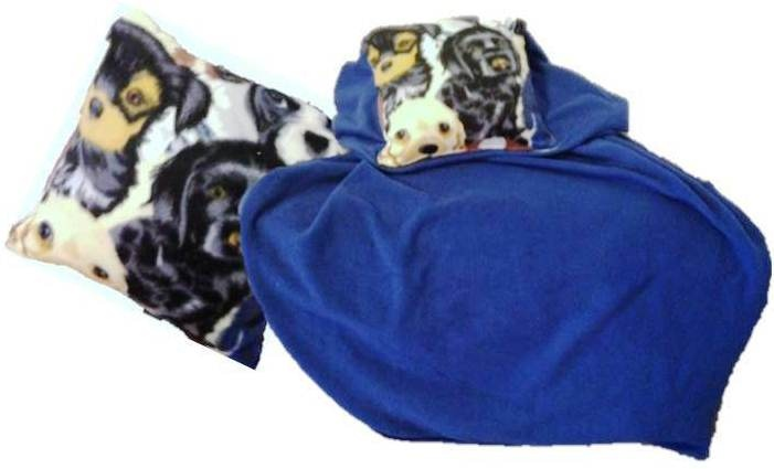 Doggie PillowKET - very cute and practical