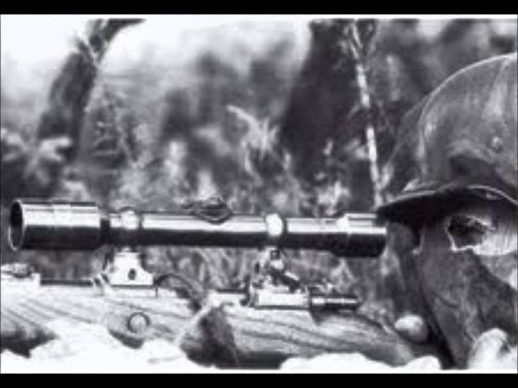 WWI Snipers