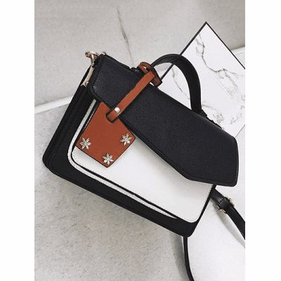 Handbag Type: Crossbody bag  Style: Fashion  Gender: For Women  Pattern Type: Others  Handbag Size: Mini(<20cm)  Closure Type: Magnetic Closure  Interior: Cell Phone Pocket  Occasion: Versatile  Main Material: PU  Weight: 0.5500kg  Size(CM)(L*W*H): 20*8*15  Package Contents: 1 x Crossbody Bag