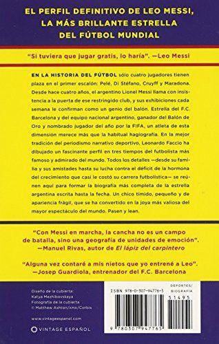 Messi: Una biografía (Spanish Edition)