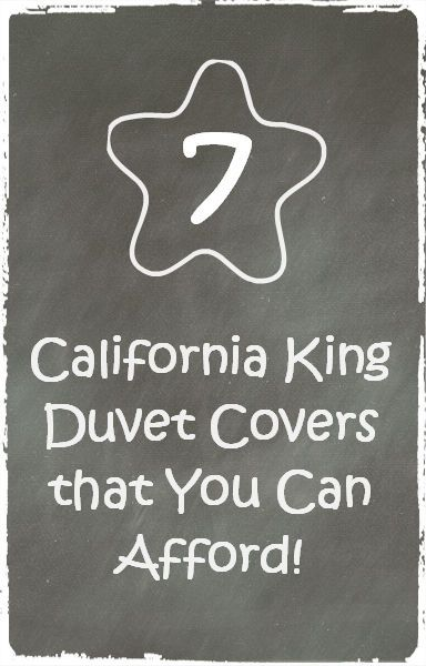 7  California King Duvet Cover options that you can afford. 17 Best images about California King Duvet Cover on Pinterest