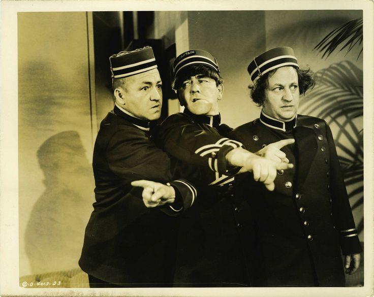 Three stooges gang bang #11
