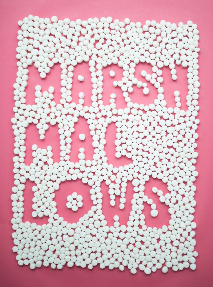 Marshmallows - Candy Isle Crafts