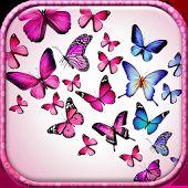 Fonds d'Écran de Papillon
