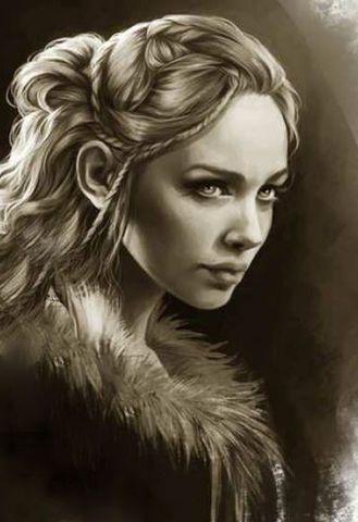Ceryse Hightower by Magali Villeneuve