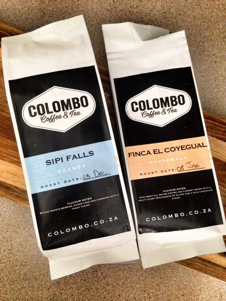 Colombo Coffee Beans
