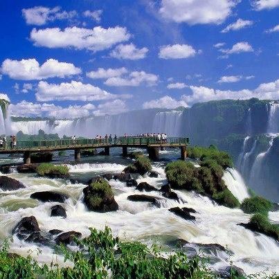 Iguazu Falls !!!