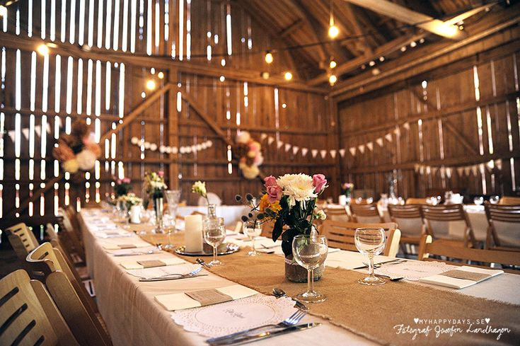 Pictures from my barn wedding. Happy Days - My Days