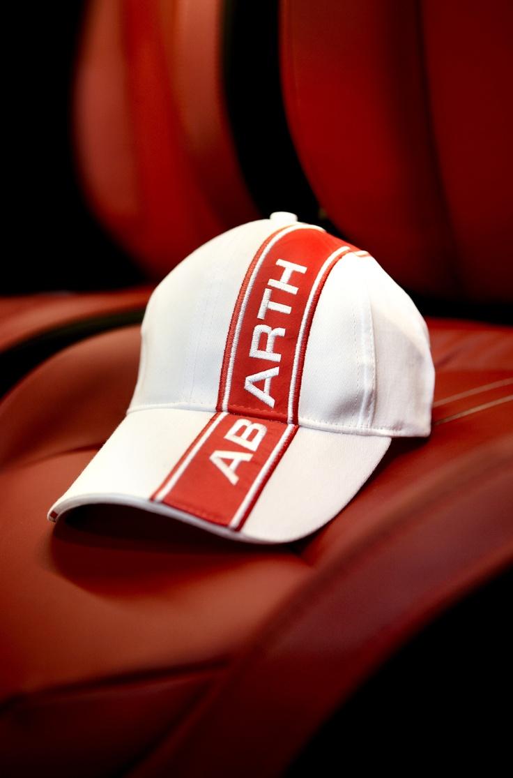 Check it out here: http://www.abarthstore.com/en/product/cap-abarth-band