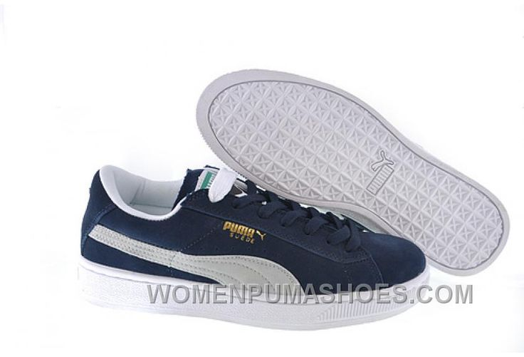 http://www.womenpumashoes.com/womens-puma-suede-bluewhite-cheap-to-buy-fanwx.html WOMEN'S PUMA SUEDE BLUE-WHITE CHEAP TO BUY FANWX Only $79.00 , Free Shipping!