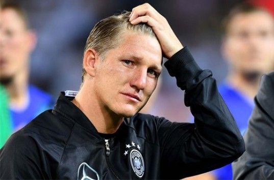Германия— Финляндия, обзор матча и слезы Швайнштайгера (ВИДЕО)