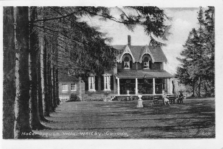 Spruce Villa, c.1930