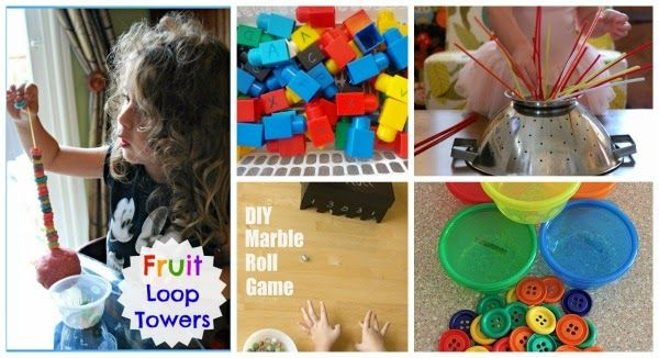Fine Motor Activities for Kids
