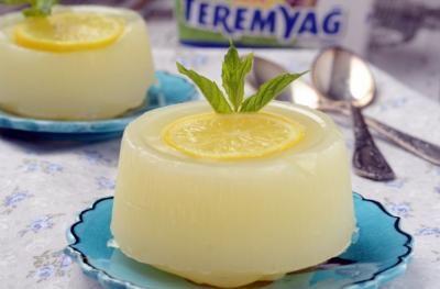 Limonlu Pelte - iyiyemeginsirri