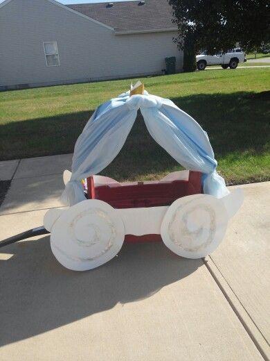 1000 ideas about wagon floats on pinterest halloween for Princess float ideas