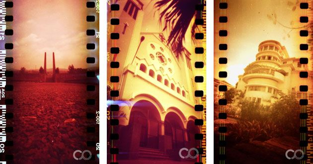 Make Your Own Redscale Pinhole Camera