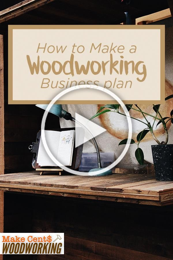 Heres woodworking business plan you can actually use. If you are ...