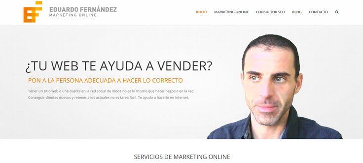 Eduardo Fernández - Blog EF Marketin online