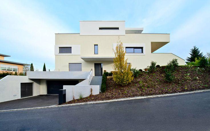 Auf pinterest haus moderne häuser und architekten