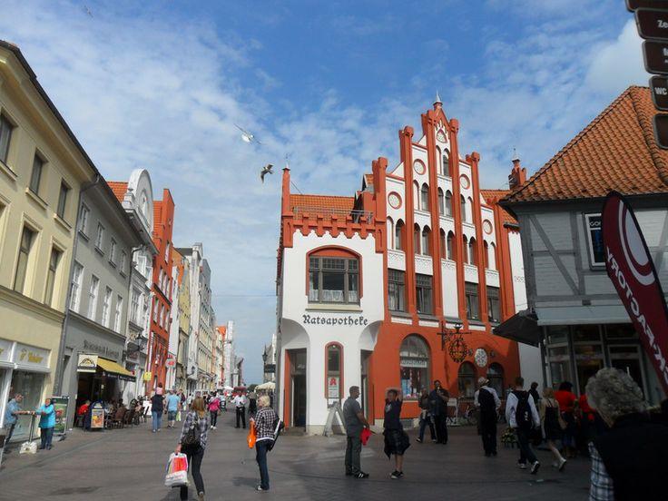 Wismar, Germany Wismar, Wismar germany und Deutsche