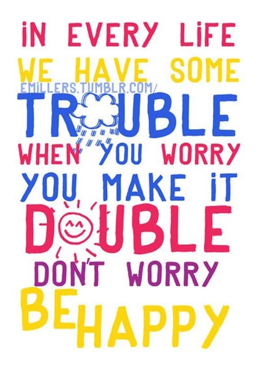 Bobby McFerrin - Don't Worry, Be Happy Lyrics