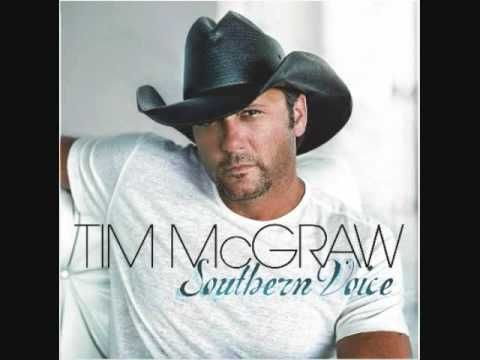 Love You Goodbye - Tim McGraw    Track # 12    Album - Southern Voice    (C) 2009 Curb Records