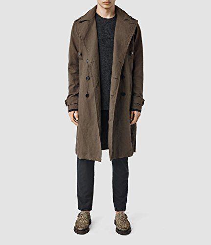 AllSaints Men's Remsen Mac Coat