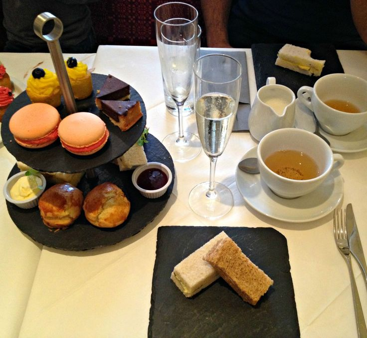 Competition to Win Afternoon Tea for 4