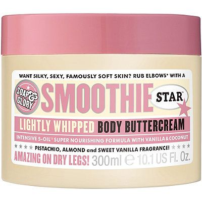 Soap & GlorySmoothie Star Body Buttercream