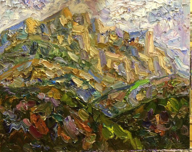 Irina iza Mont St.Victoire