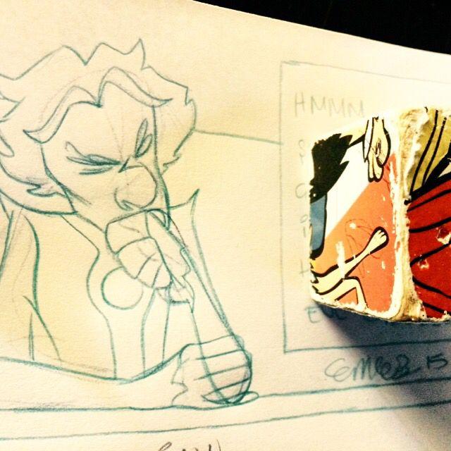 #flinstones #drawing #sketch #emrecan3bas #doodle #dailysketch