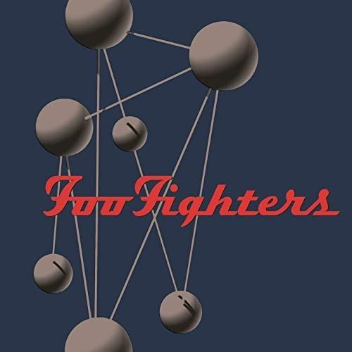 """The album of the Foo Fighters, """"The Colour and the Shape,"""" has the depth and passion you expect from songs written and performed by its talented front man, Dave Grohl. Tracks let you experience unapologetic rock and roll at it's most thunderous. Dave Grohl, Pat Smear, Capitol Records, Playlists, Rock And Roll, Pochette Album, Great Albums, Top Albums, Music Albums"""
