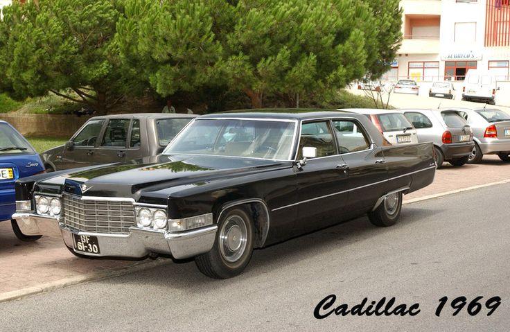 Cadillac 1969, modelo Sedan DeVille.