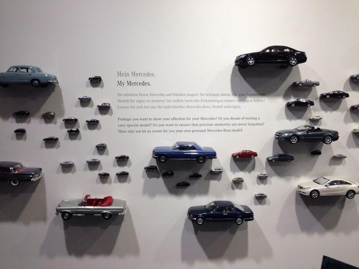 daimler car gallery, gastroshopping in berlin #daimler #mercedes #berlin #cars #historywall