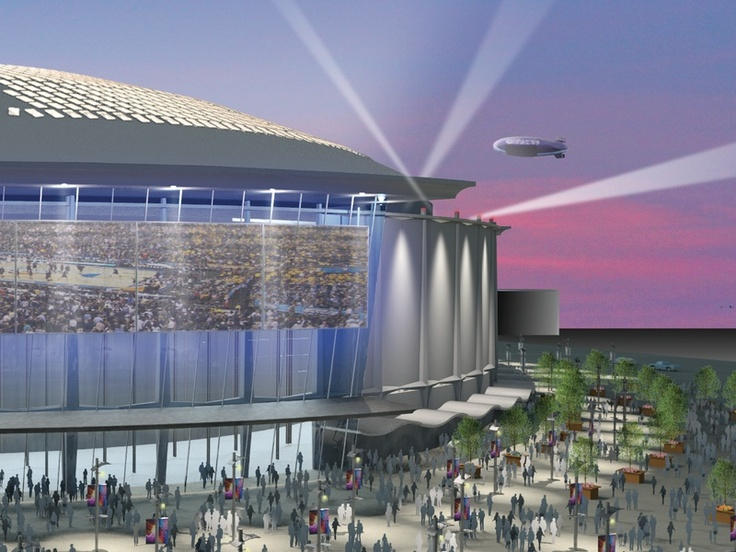 Astrodome is saved?! Your first look at a $194 million reimagined Dome