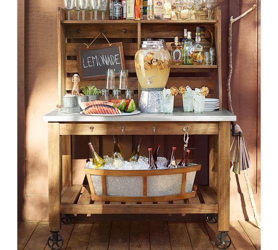 Pottery Barn Furniture Long Island: 17 Best Ideas About Pottery Barn Bar On Pinterest